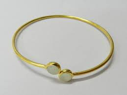 925 sterling silver adjustable bangle