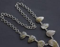 Golden Rutile Necklace