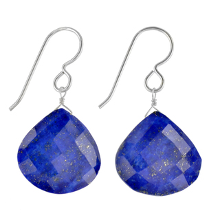 Lepis Gemstone earrings