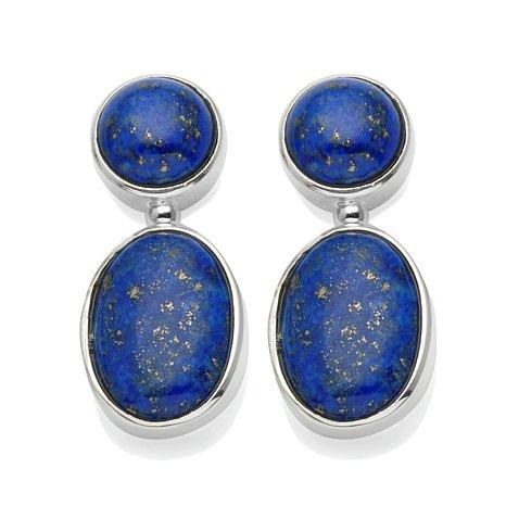 Lepis Silver earrings
