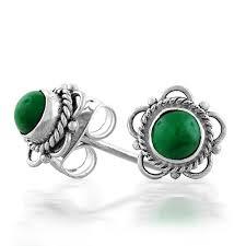 Silver Antique earrings