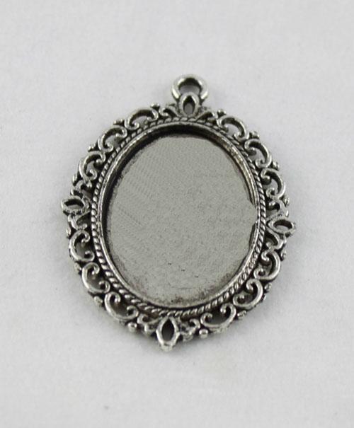 Silver Antique pendant