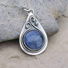 Silver Bezel pendant