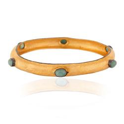 gold plated silver jewellery bracelets