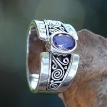 Artisan Crafted Sterling Silver Ring