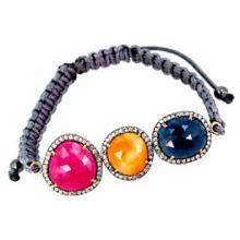 Pave Diamond Bracelet Jewelry_2