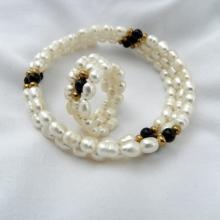 Pearl Gemstone bracelets