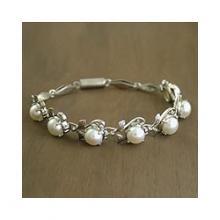 Pearl Silver bracelets