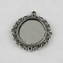 Silver Antique pendant