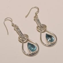 Sterling Silver Bt Earring 6.44