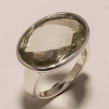 Sterling Silver Jewelry Designer Beautiful Lemon Quartz