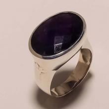 Sterling Silver Jewelry Designer Beautiful Regular Amethyst