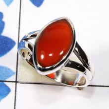 carnelian Ring,carnelian Ring, Plain Ring, carnelian Ring, Handmade Women Ring, Silver Stone Ring, Promise Ring