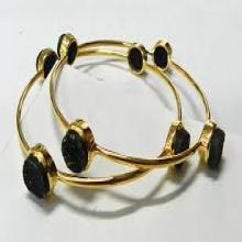 four stone bangle