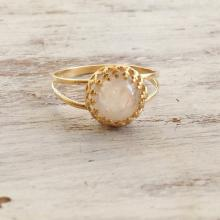 moonstone ring, moonstone ring gold, stacking ring, gemstone ring, moonstone, stacking rings, jewelry